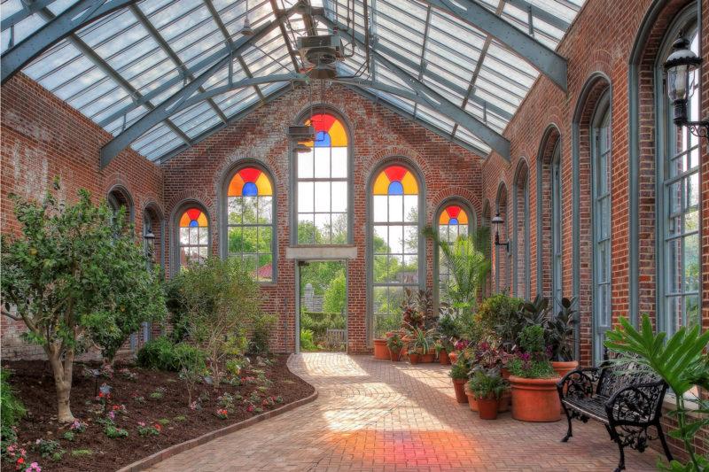 Linnean House Historic Renovation Interior